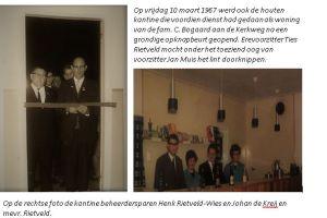 Uit het Peursum archief 1967 t/m.1969