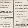 1973 20a mei advertentie o.a. technicum