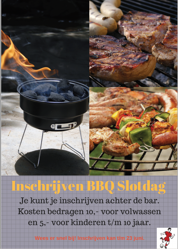 Poster bbq